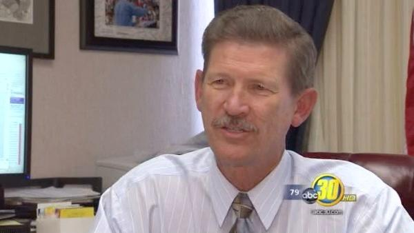 Fresno Co Superintendent to take massive pay cut