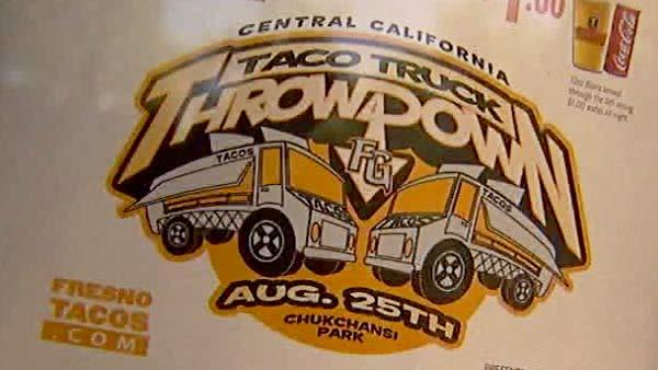 Central California Taco Truck Throwdown