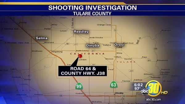 Victim ID'd in fatal Tulare County pot farm shooting
