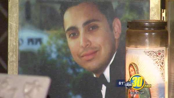Fresno family mourns their soldier son