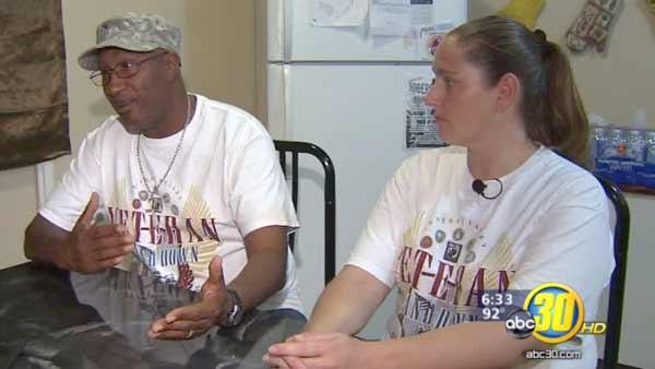 Helping Central Valley Veterans 'Stand Down'