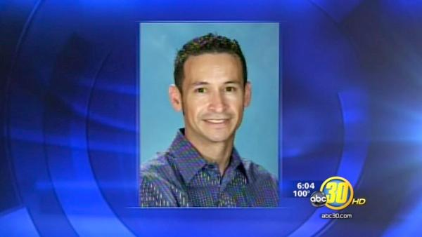 Tulare teacher arrested after child porn find