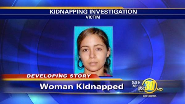 Woman reportedly kidnapped after Parlier party