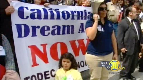 Signing of Dream Act sparks mixed reactions