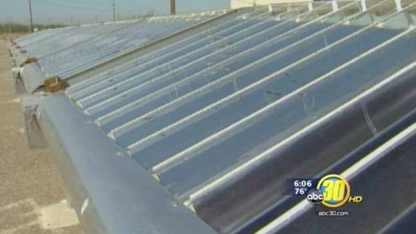 UC Merced is revolutionizing solar power industry