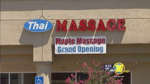 topic massage parlor reports