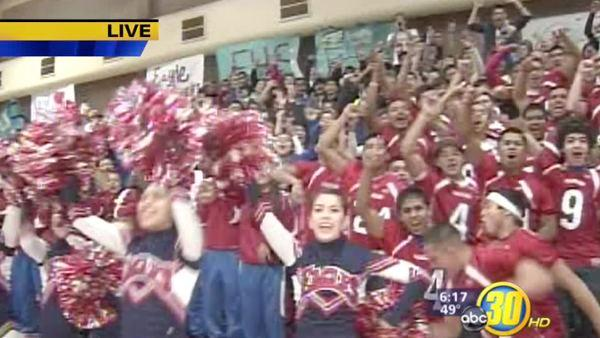 Friday Morning Football - Firebaugh High School - 1 of 2