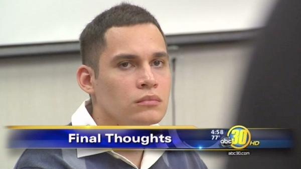 Closing arguments heard in Ex-Marine's murder trial