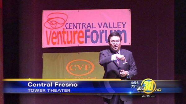 Central Valley Venture Forum encourages small business