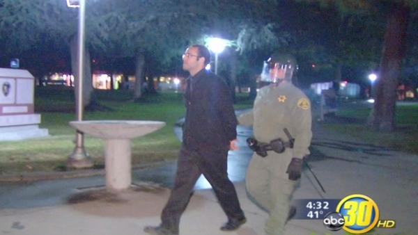 More Occupy Fresno arrests made overnight