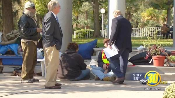 Occupy Fresno protesters remain defiant