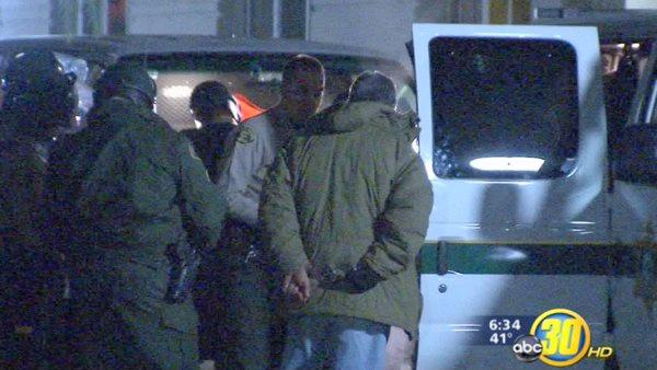 More arrests in Occupy Fresno movement