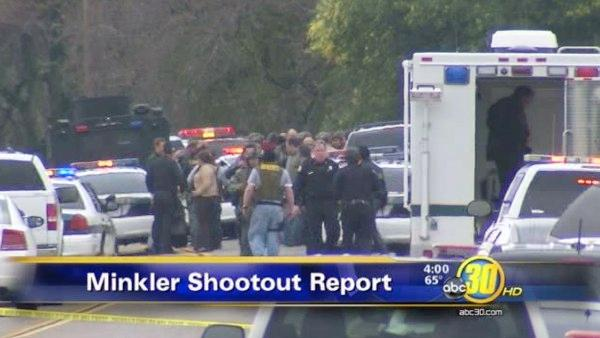 Sheriff responds to Minkler shootout report