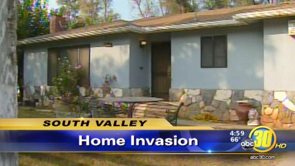 Sheriffs investigate Dinuba home invasion and shooting