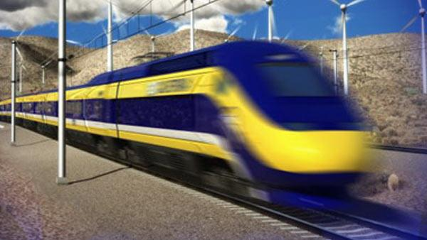 High Speed Rail Environmental Impact Report