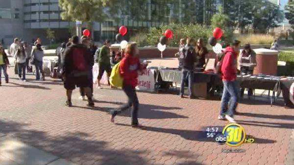 Campus campaign targets sexually transmitted diseases