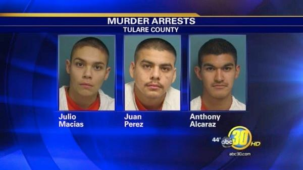 Four arrests made in Earlimart double murder