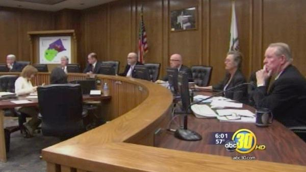 Merced official reprimanded by Board of Supervisors