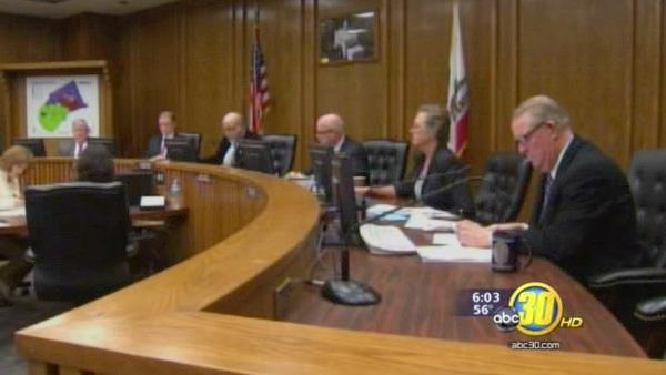 Merced Co. approves employee pay cut