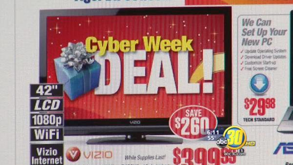 Last year for a tax-free Cyber Monday?