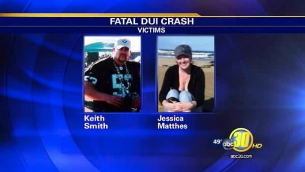 Two dead in suspected DUI crash in Clovis