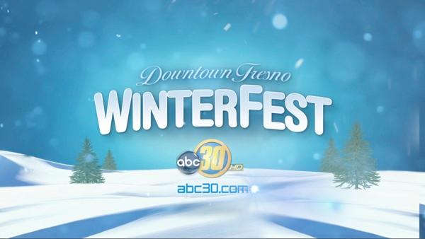 Downtown Fresno WinterFest