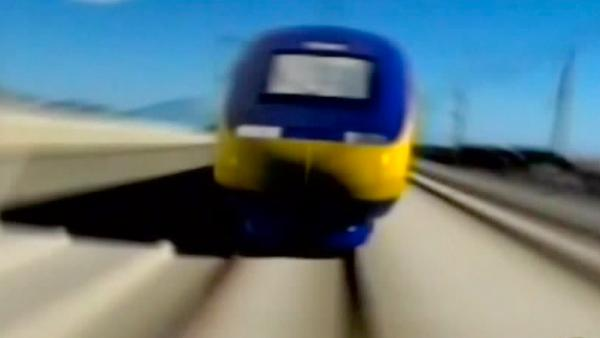 California's High Speed Rail appears to be moving along