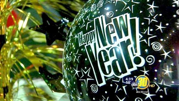 New Year's Eve family friendly events in the Fresno area