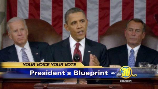 Valley reaction to Obama's State of the Union address