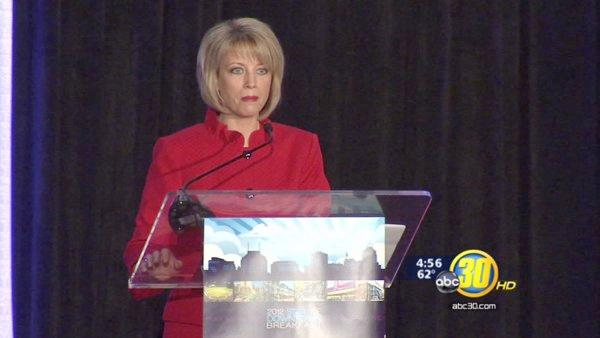 Mayor Ashley Swearengin hopes to continue redevelopment