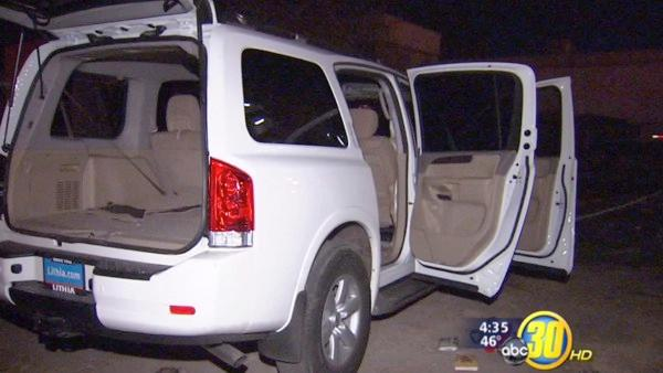 Fresno police say SUVs stolen from dealer lot found