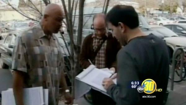 Group collecting signatures to raise taxes on wealthy