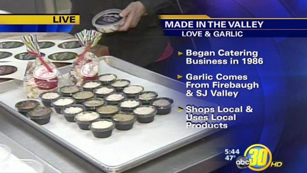 Made in the Valley: Love and Garlic 1 of 2