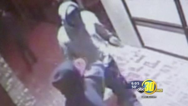 Smash & grab crimes caught on camera