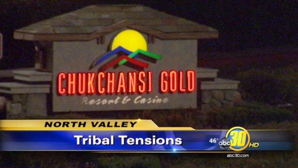 Tensions rise on Chukchansi tribal lands