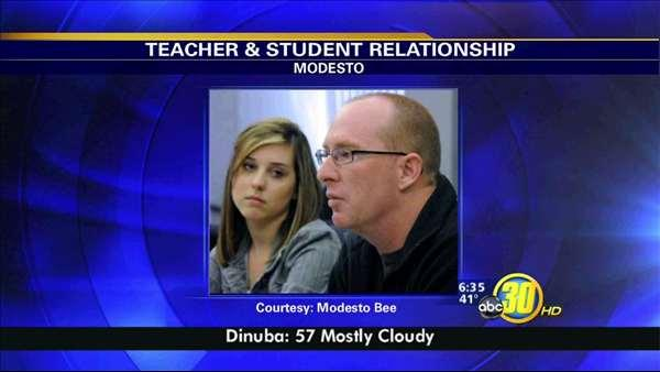 Modesto teacher moves in with former student, 18