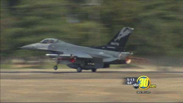 Fresno air guard base saved