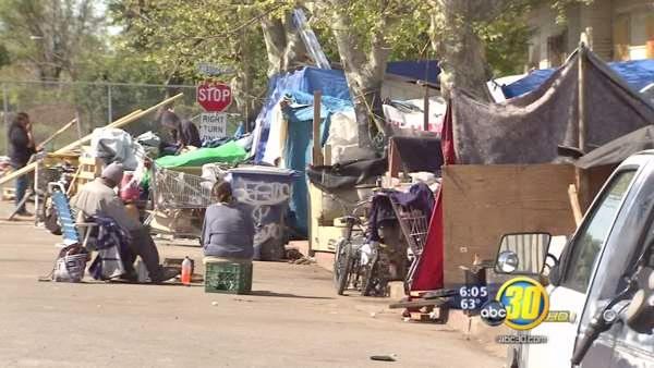 Lawsuits criticize homeless treatment by city of Fresno