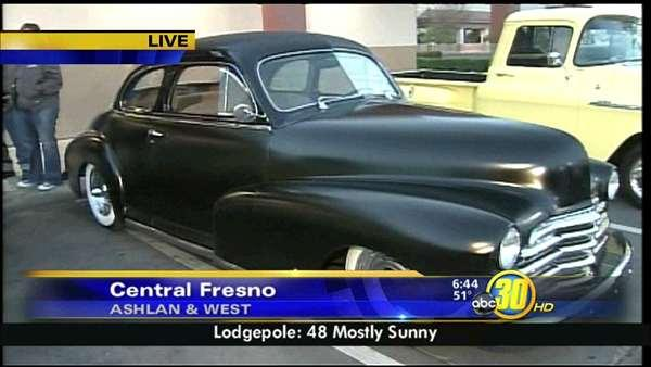 Galvan's Classic Car Show in Southwest Fresno