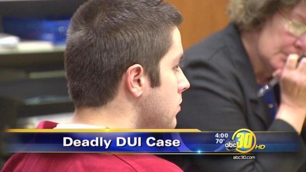 Fatal DUI suspect claims his life was in danger
