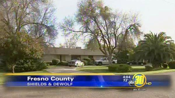 Fresno County family wakes up to armed intruders
