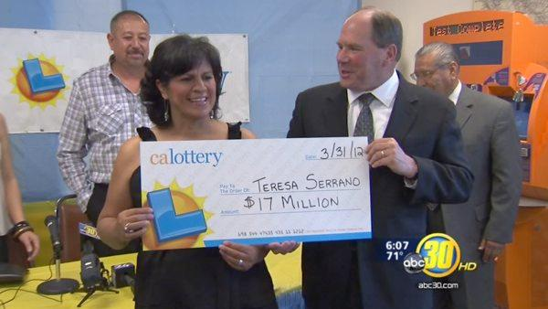 Bakersfield family wins $17 million