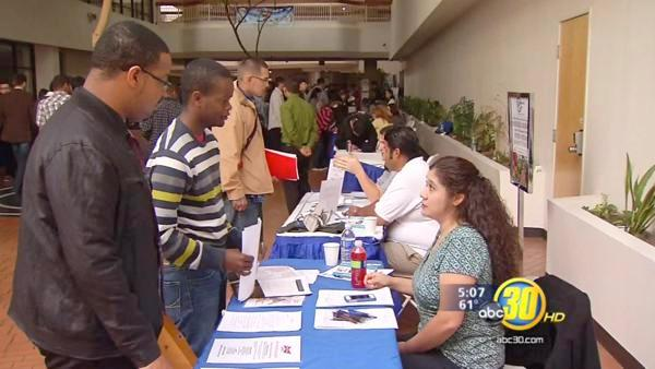 Around 2,000 attend Fresno Mayor's Youth Job Fair
