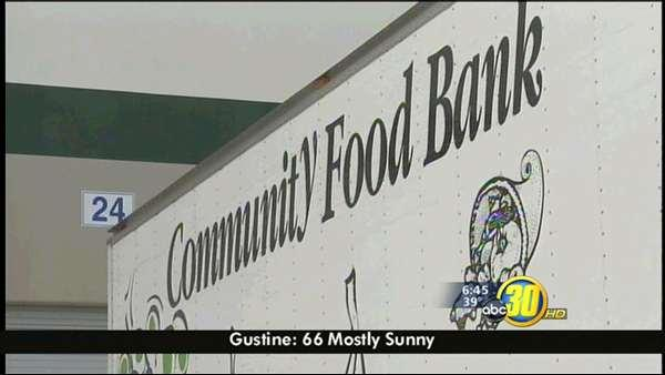 Feed the Hungry food drive kicks off