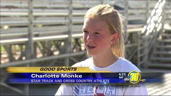 Good Sports: Charlotte Monke