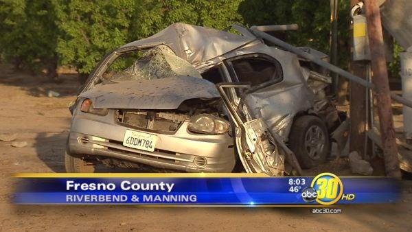 CHP investigates deadly crash near Parlier