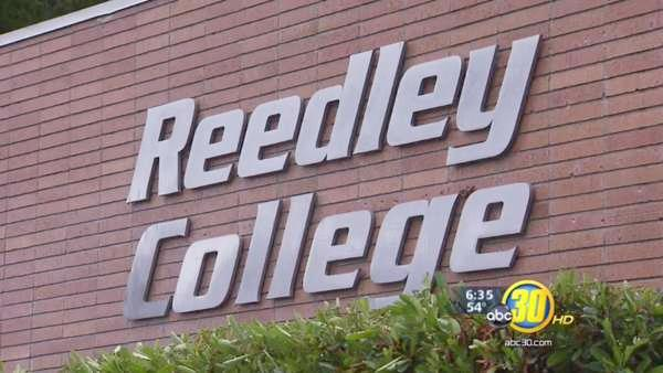 Reedley College cancels classes at four high schools