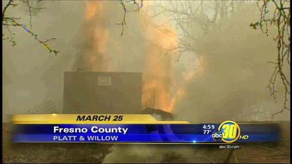Teenager arrested in a SE Fresno arson investigation