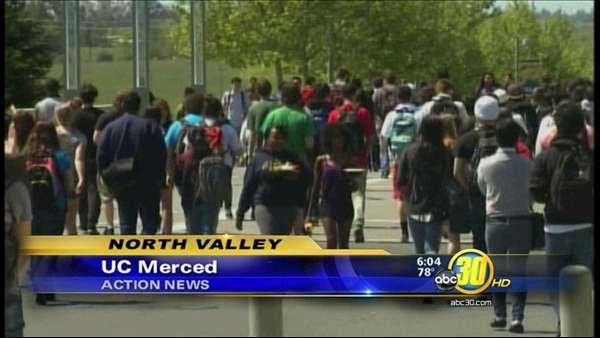 UC Merced bucks trend by accepting fewer students