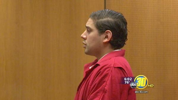 Accused pedi-cab attacker makes unusual court appearance